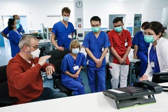 '43.000 coronabesmettingen vastgesteld in Duitsland'