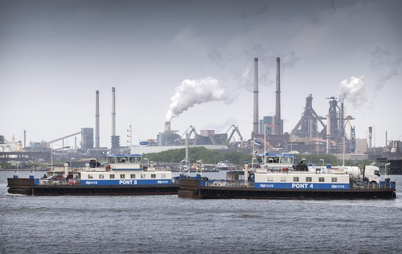 Precies tijdens de landelijke OV-staking zijn er werkzaamheden gepland rondom de Velsertunnel, Rijkswaterstaat beraadt zich nog of die wel moeten doorgaan