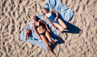 Zwoel zomerweekeinde: drukte aan strand, code oranje in zuiden