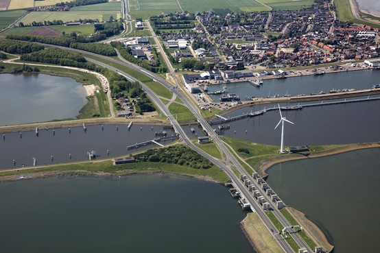 Meer werkzaamheden Afsluitdijk op komst