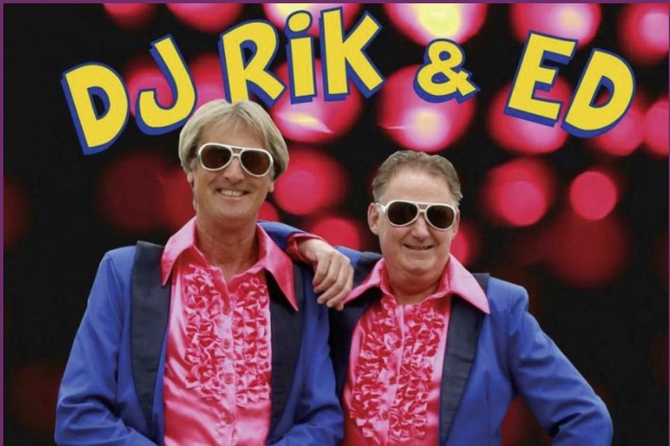 Voetjes van de vloer met Rik en Ed.