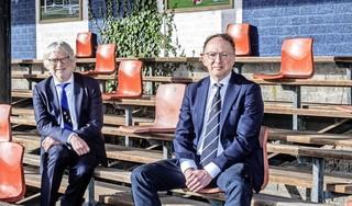 Koninklijke HFC wijkt tijdens bouwwerkzaamheden uit naar veld van RCH, ook in de jeugd gaan clubs samenwerken